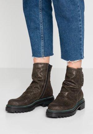 DENVER - Platform ankle boots - koko baikal