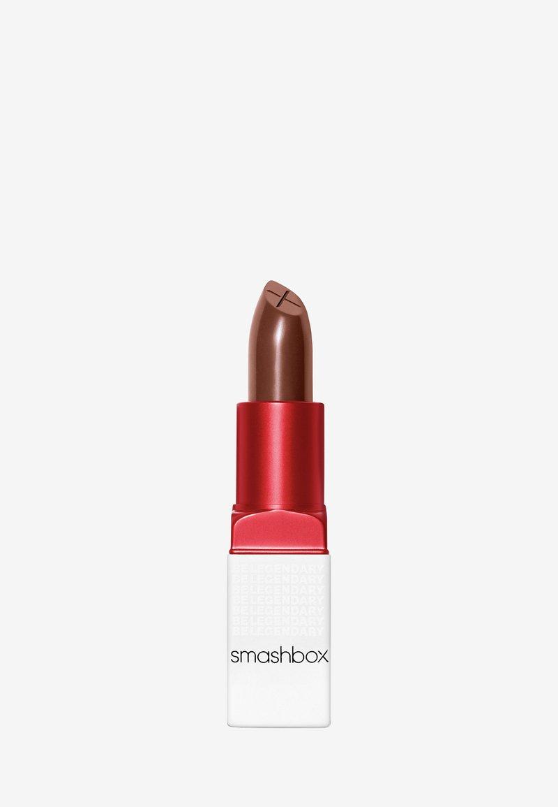 Smashbox - BE LEGENDARY PRIME & PLUSH LIPSTICK - Lipstick - 15 caffeinate