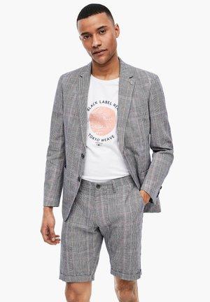 COLBERT MET PRINCE - Suit jacket - blue check