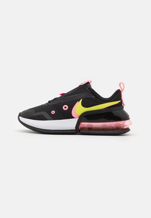 AIR MAX UP - Trainers - black/cyber/sunset pulse/white