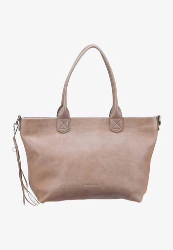 SHORTY ZOOM - Tote bag - taupe