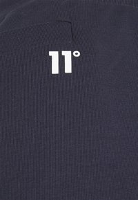 11 DEGREES - CUT SEW SIDE PANELLED JOGGERS  - Teplákové kalhoty - navy /white/poweder blue - 2