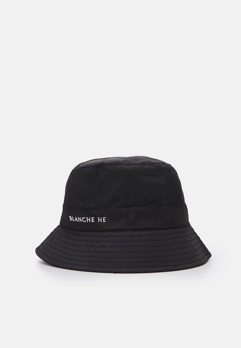 BLANCHE - BUCKET HAT - Klobouk - black
