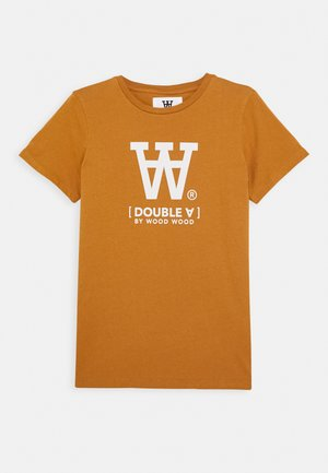 OLA KIDS - T-shirt con stampa - camel