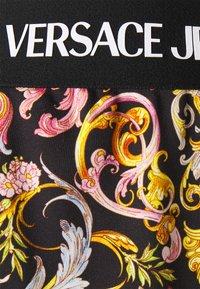 Versace Jeans Couture - JOGGERS - Spodnie treningowe - black - 6