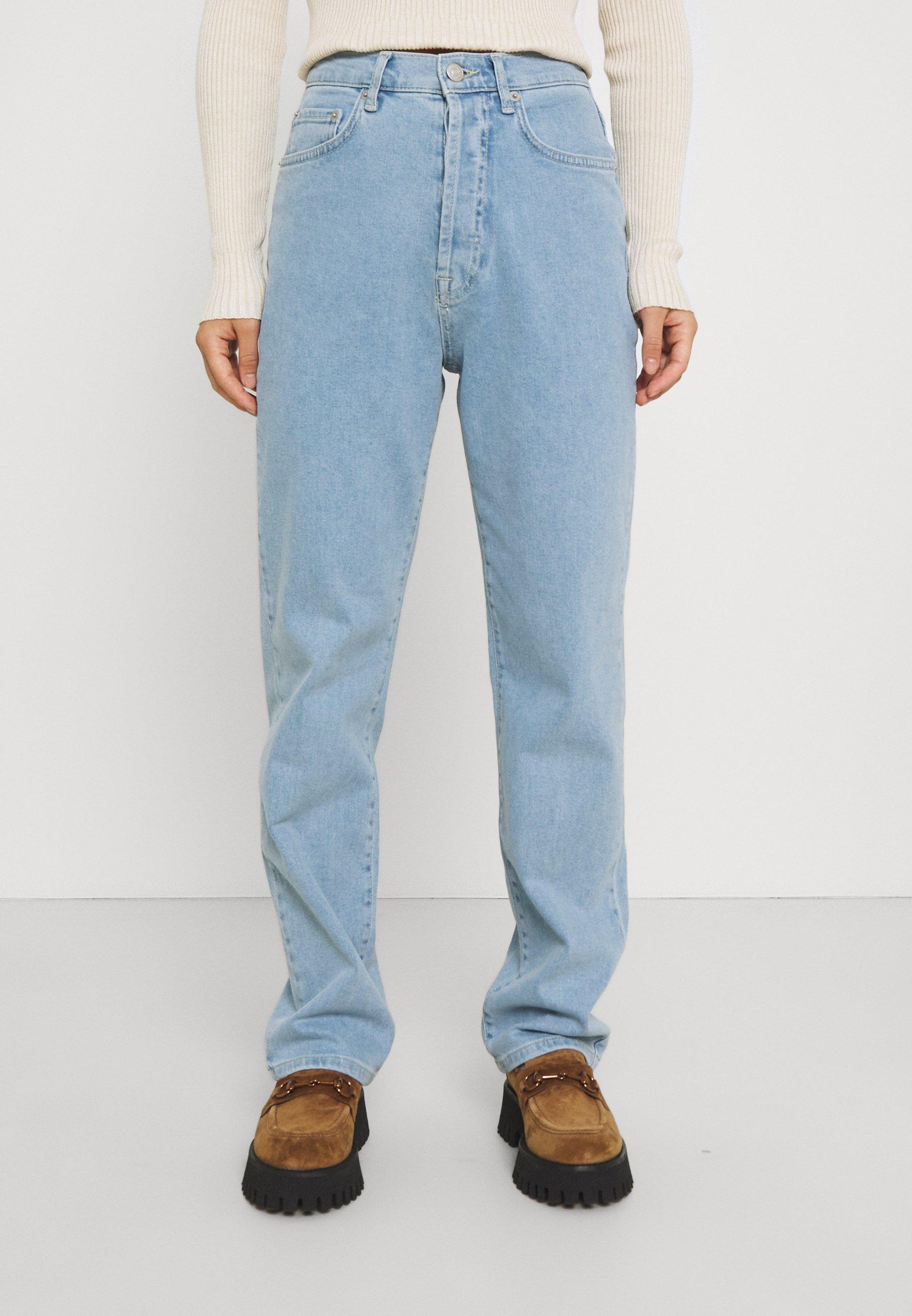 Women HIGH WAIST - Relaxed fit jeans