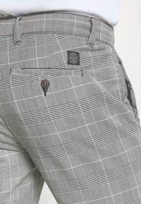 Shine Original - CHECKED - Shorts - grey - 5