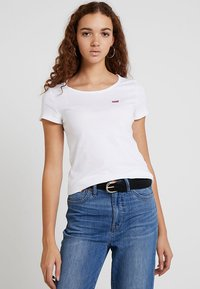 Levi's® - TEE 2 PACK - T-shirts - white - 1