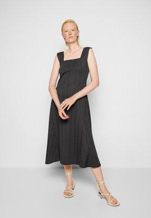 PANELED DRESS BARCLAY - Jumper dress - black