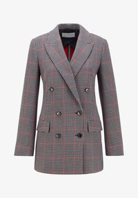 BOSS - Classic coat - patterned - 5