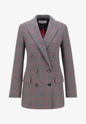 Classic coat - patterned