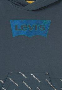 Levi's® - MIRCO LOGO UNISEX - Hoodie - DARK SLATE - 2