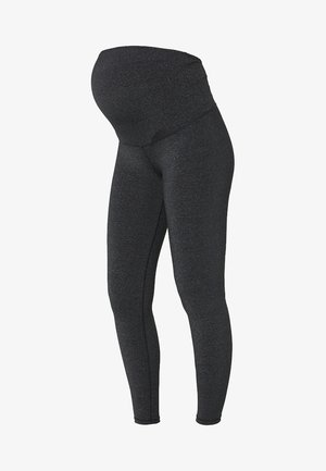 MATERNITY CORE - Collants - charcoal marle