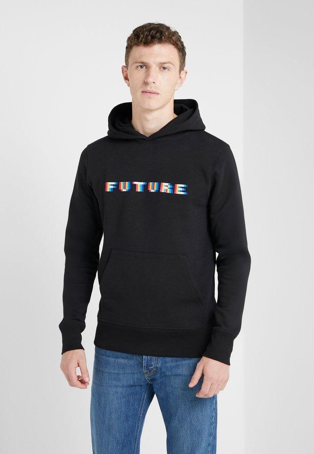 HOODIE BIG FUTURE - Hoodie - black