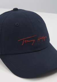 Tommy Hilfiger - SIGNATURE  - Cap - blue - 2