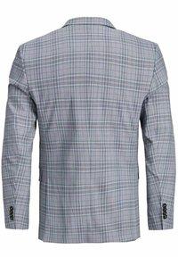 Jack & Jones PREMIUM - Blazer jacket - grey melange - 7