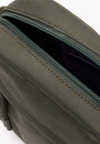 Lacoste - VERTICAL CAMERA BAG UNISEX - Camera bag - forest night - 4