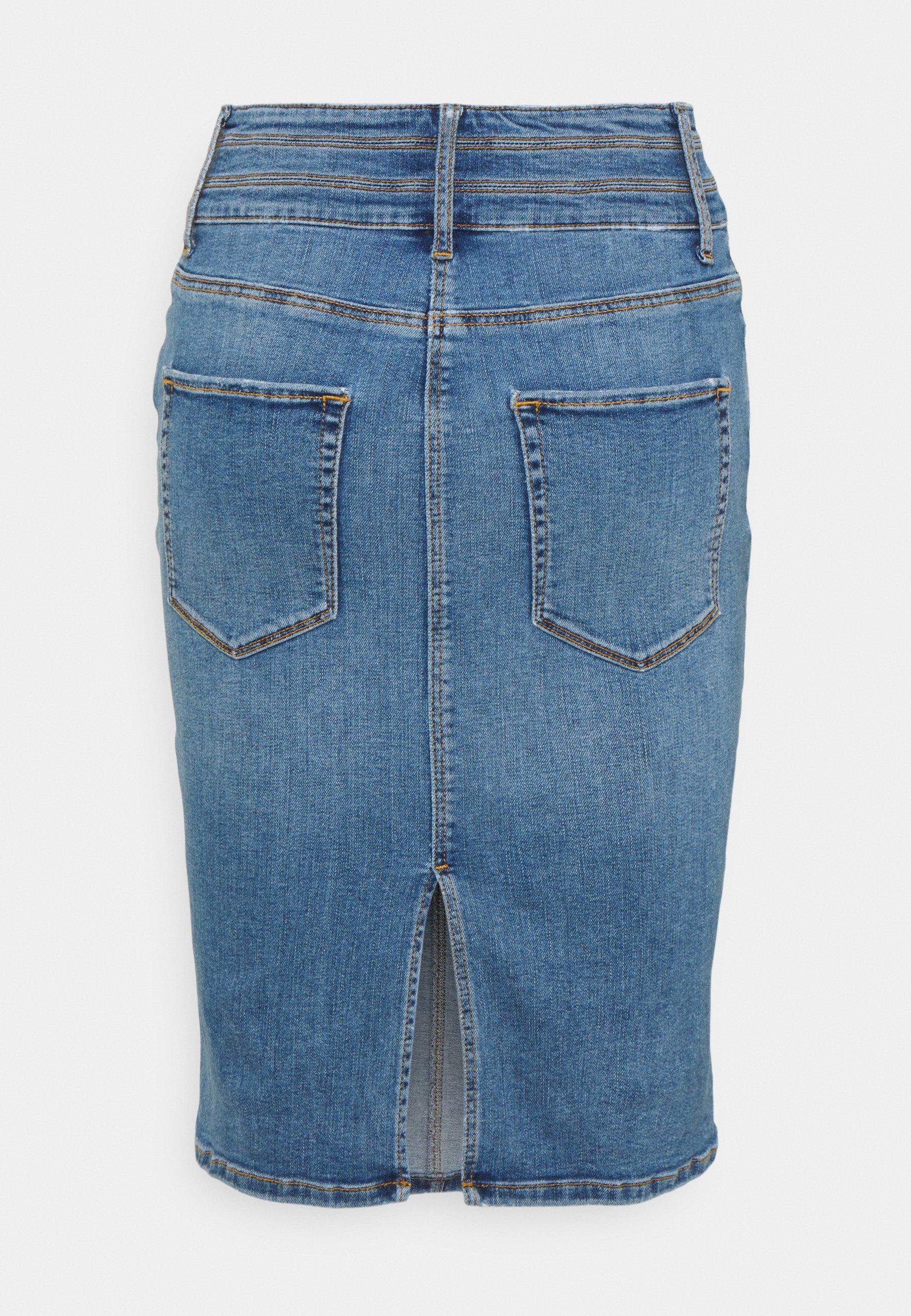 Femme ONLODA LIFE - Jupe en jean