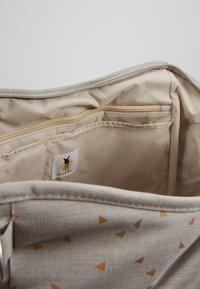 Lässig - TWIN BAG TRIANGLE SET - Sac à langer - light grey - 5