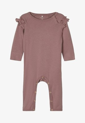 Jumpsuit - twilight mauve