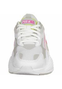 Puma - Sneakers laag - white/gray/green - 3