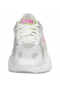 Puma - Sneakers - white/gray/green - 3
