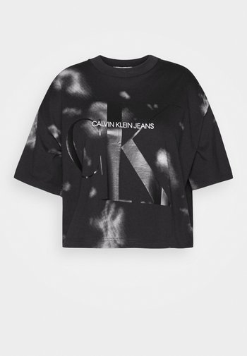 PLUS CLOUD WASHED TEE