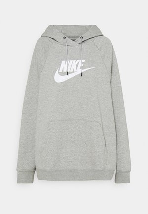 Sweatshirt - grey heather/matte silver/white