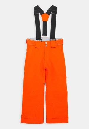 OUTMOVE PANT UNISEX - Talvihousut - blaze orange