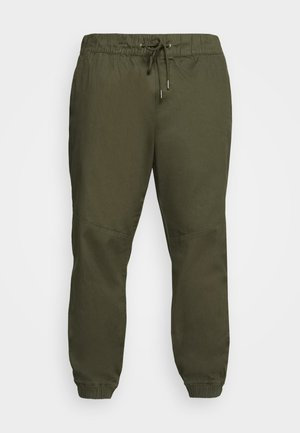 Pantaloni sportivi - forest night