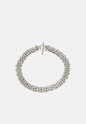 NADJA NECKLACE - Necklace - silver-coloured