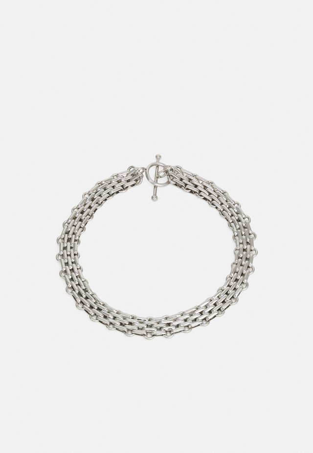 NADJA NECKLACE - Ketting - silver-coloured