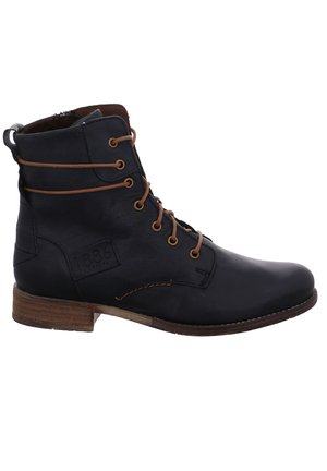 SIENNA  - Lace-up ankle boots - ocean