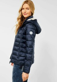 Cecil - Winter jacket - blau