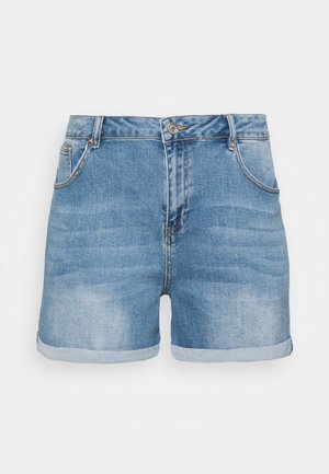 MOM - Shorts - light stonewash