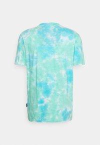 YOURTURN - UNISEX - Print T-shirt - blue/green - 1