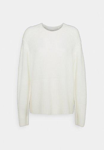 AUCUBA - Svetr - soft white