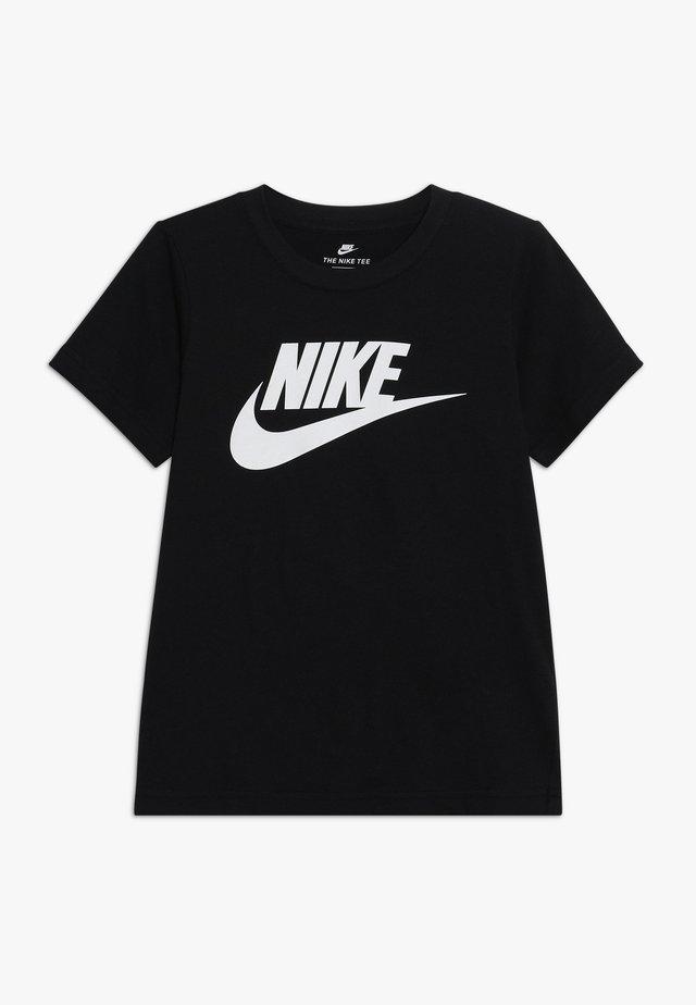 FUTURA TEE - Camiseta estampada - black
