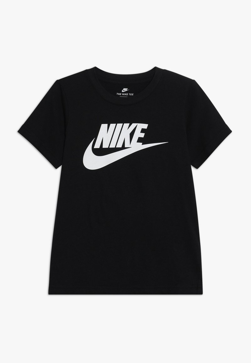Nike Sportswear - FUTURA TEE - Triko spotiskem - black