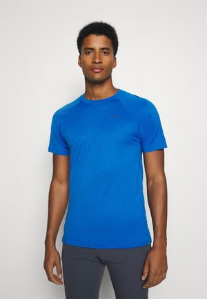 RHYTHM TEE - T-shirts - blue