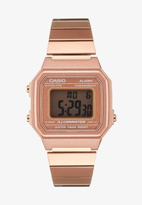 Casio - Digital watch - rose gold-coloured - 2