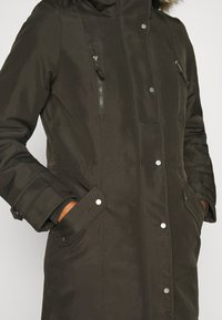 Vero Moda Tall - VMEXPEDITIONTRACK - Winter coat - peat - 5