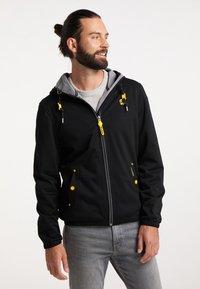 Schmuddelwedda - Outdoor jacket - schwarz - 0