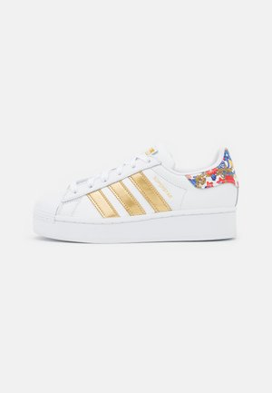 SUPERSTAR BOLD  - Trainers - footwear white