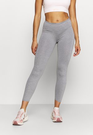 ACTIVE CORE 7/8  - Leggings - mid grey marle