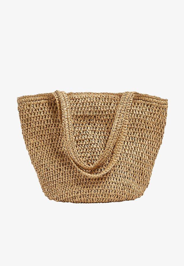 Tote bag - sand