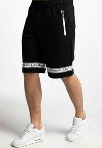 Emporio Armani - Shorts - black - 0