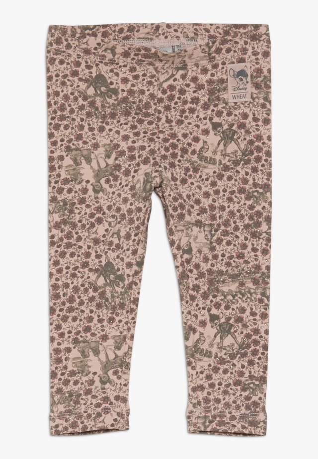 BAMBI BABY - Leggings - misty rose