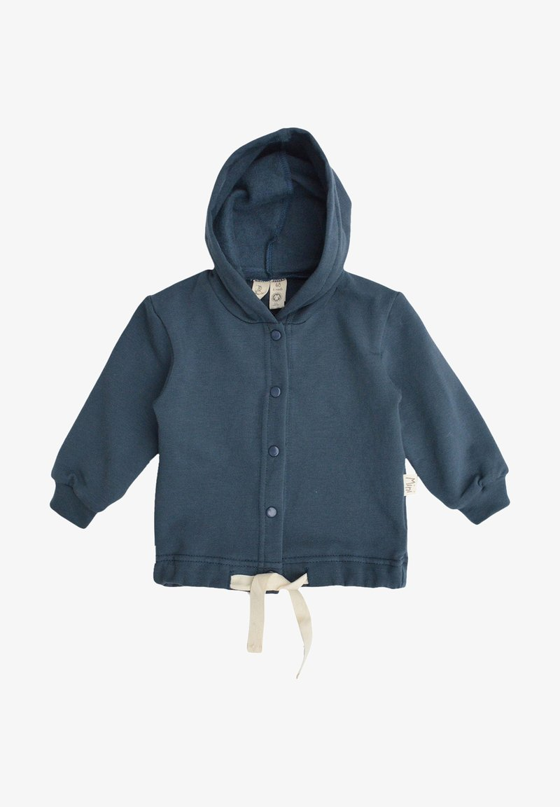 jooseph's - TONI - Zip-up hoodie - sailor blue