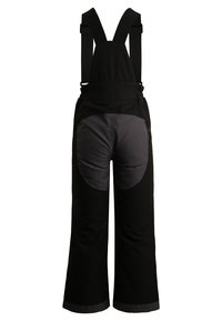 Vaude - KIDS SNOW CUP PANTS - Täckbyxor - black - 1